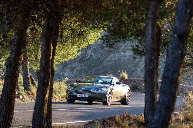 Aston Martin DB11 Introduction